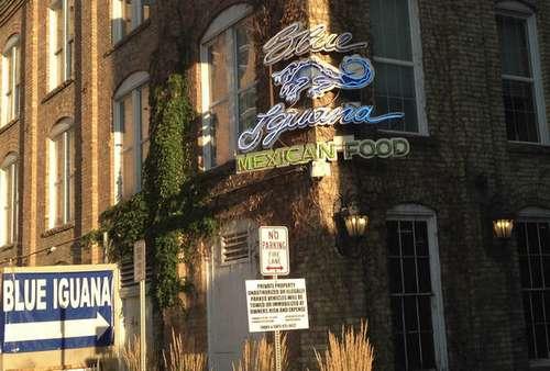 Image of Blue Iguana restaurant Salt Lake City